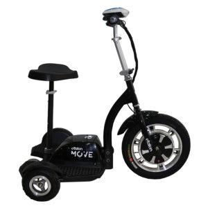 Az Etalon Move egy remek háromkerekű elektromos jármű, amivel idősebbek és fiatalok is megkönnyíthetik a közlekedést, akár 30 km-es távon egy töltéssel. 350w-os szénkefe nélküli motorjával 16 km/h-s csúcssebességre gyorsíthatunk.